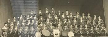 1962 | Gründung des Jugendblasorchesters